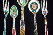 Crafts - Mosaics / by Jeanette Sturtz