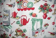 Vintage Kitchen & Patio / by Lumena Flux