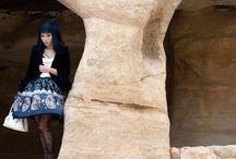 Petra, Jordan - Travel blogger press trip, Ya'lla Tours guide / by La Carmina