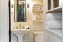 Bathroom Inspiration  / by Erica Brewer