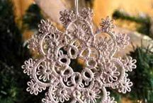 Tatting - I want to learn / by Kay Cox