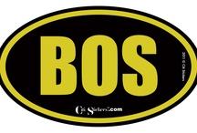 Boston Sports / by Citi Stickers