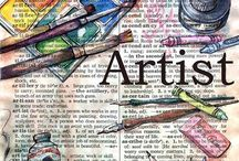 Art Ideas / by Artsy Chick