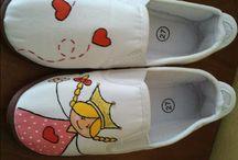 zapatillas :) / by Bita