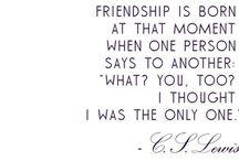 Quotes I love / by Nikki Laska