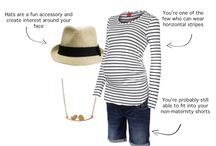 Ideal Maternity Style / Keeping it fashionable & stylish while pregnant.  / by Crys Wiltshire (Ideally speaking...)