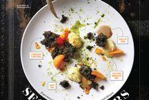 Food Mag Designs / by Sunshine Gorman
