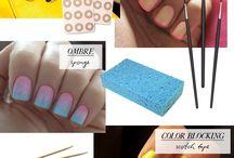Nails / by Maria Paola Scott