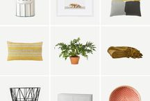 home: objects of my affection. / by Tori Tatton