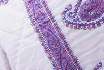 Paisley Quilt / Paisley Quilt - Printed Quilt - Designer Bedding Quilts / by Attiser