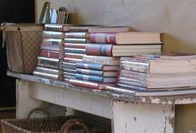 Boeken-Books  Bibliotheken - Libraries / by Bea Sue