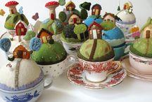 Craft Ideas / by Sheila Busby