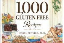 Gluten-Free Cookbooks / by GlutenFreeRecipeBox.com