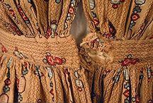 1800-1899 - textiles & fabrics / by Leimomi Oakes