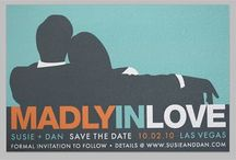 save the date / by Hillary Jeanne