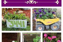 garden ideas / by Lena Stadel