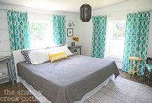 Home: bedroom design / by Jessica Ketchum