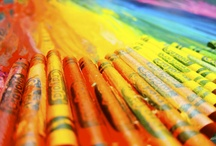 Crazy Crayons / by Melissa B