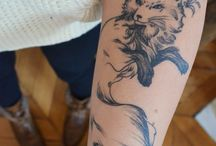 Tattoo / by fiona rogers