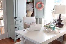 Office/studio / by Nancy Nebeker
