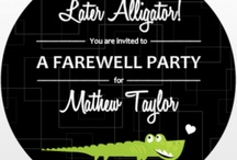 Farewell Party / by Brandi Montgomery
