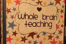 Whole Brain Teaching / by Stephanie Sechler