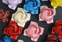 Origami y mas / by Marta Maria Allen