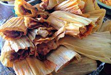 Holiday Tamales & Treats / Delicious Latino recipes for the Holidays / by LatinaMomBloggers