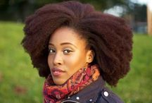Hair...A woman's crown of beauty. / by Honey Murungi