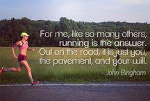 Running / by Sarah Mattison