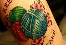 Tattoos / by Robyn Rubins