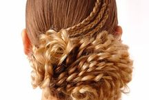 hair / by Stephanie MacIntyre