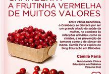 Nutrição / by Mariana Rose