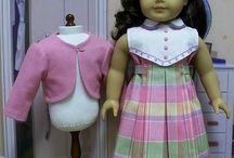 American Girl Dolls / by Susan Swindle