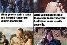 The Walking Dead  / Team Daryl!!! / by Jocelyn Rodriguez