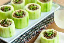Vegan Finger Food / by Carolyn Francis