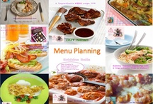 Menu Planning / by 4 Ingredients