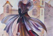 pintura / cuadros / by María Del Carmen Herrera García