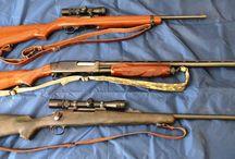 Survival firearms / by Leon Pantenburg