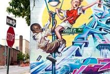 Street Art. / by Ula Kaniuch