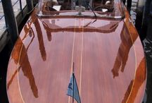 Vintage Wood Boats / Classic Wood Boats / by Aaron unsel