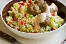 Food: Salads / by Nicole Bolin