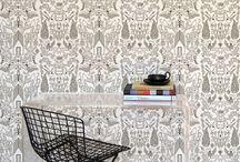 wallpaper / by Beth Barrington