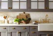 remodel- kitchen / by Eileen Oboyle