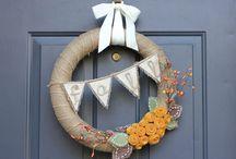 Wreaths / by Alysha Lorelie