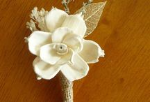 Flowers/Boutonnières / by Beth Wheeler