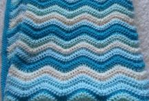 Crochet & Knit / Crochet & Knit: Tips, clothes, shoes, sweaters, afghans and blankets, hats and scarves, socks, toys, decorations, etc... / by Darlene Chun