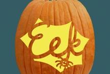 pumpkin carving ideas / by Jessica Lauren Jackson