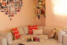 Bedroom ideas / by Renee Clarke