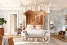 Romantic Bedrooms / by Susie